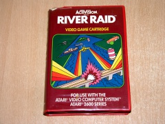 River Raid by Activision