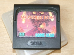 Wonder Boy by Sega