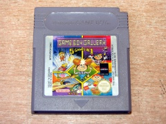Game Boy Gallery 5 In 1 by Nintendo