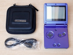GBA SP - NES Edition - Boxed