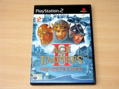 Age Of Empires 2 by Konami