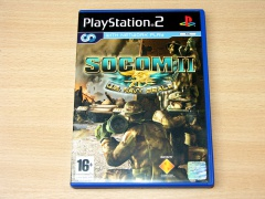 Socom II : US Navy Seals by Sony