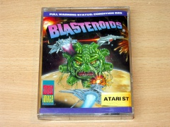Blasteroids by Image Works