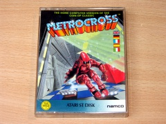 Metrocross by Namco