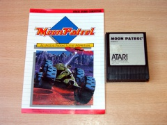 Moon Patrol by Atari