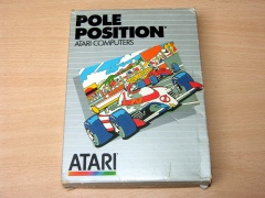 Pole Position by Atari