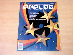 Analog Computing Magazine - July / August 1987
