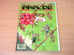 Analog Computing Magazine - December 1986