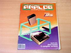 Analog Computing Magazine - November 1986