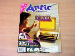 Antic Magazine - February 1989