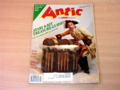 Antic Magazine - January 1989
