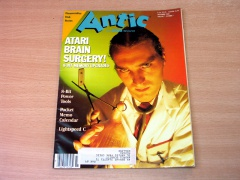 Antic Magazine - November 1988