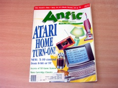 Antic Magazine - August 1988
