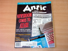 Antic Magazine - July 1988