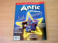 Antic Magazine - May 1988
