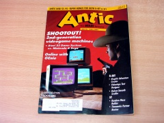 Antic Magazine - March 1988