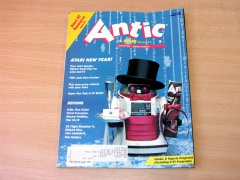 Antic Magazine - January 1987