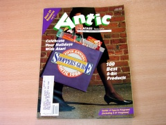 Antic Magazine - December 1986