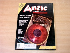 Antic Magazine - October 1986