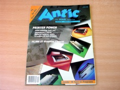 Antic Magazine - February 1986
