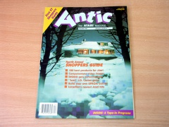 Antic Magazine - December 1985