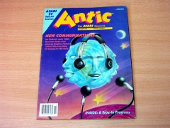 Antic Magazine - November 1985