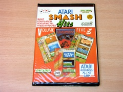 Atari Smash Hits Volume Five by English