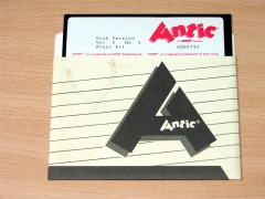 Antic Magazine - July 1986 - Disk Version