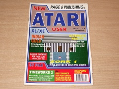 Atari User Magazine Feb - Mar 92