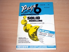 Page 6 Magazine Mar - Apr 87