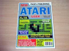 Atari User Magazine Aug - Sep 91