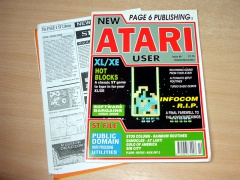 Atari User Magazine Oct - Nov 90