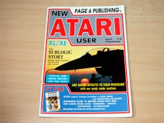 Atari User Magazine Oct - Nov 89