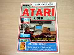 Atari User Magazine Jun - Jul 89