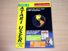 Atari User Magazine Apr - May 89