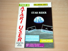 Atari User Magazine Feb - Mar 89