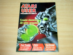 Atari User Magazine - March 1988