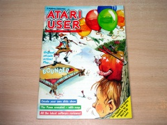 Atari User Magazine - June 1987