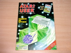 Atari User Magazine - October 1986