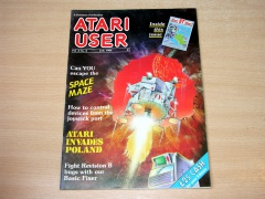 Atari User Magazine - July 1986