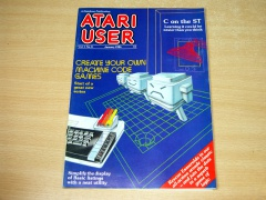 Atari User Magazine - January 1986