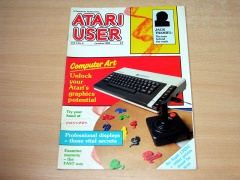 Atari User Magazine - October 1985