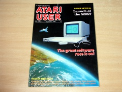 Atari User Magazine - September 1985