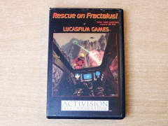 Rescue On Fractalus by Activision