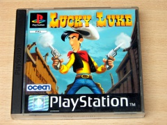 Lucky Luke by Ocean