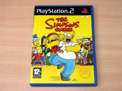 The Simpsons Game by EA