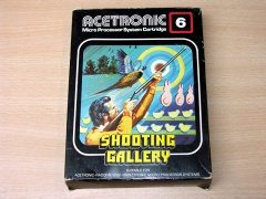 Shooting Gallery by Acetronic