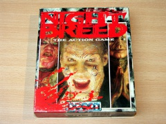 Night Breed : The Action Game by Ocean