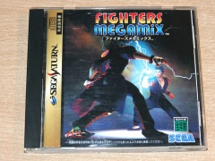 Fighters Megamix by Sega