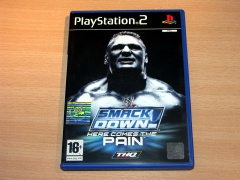 WWF Smackdown : Here Comes The Pain by THQ